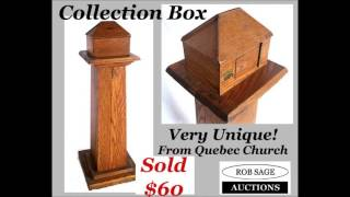 Rob Sage Auctions Feb 23 Auction Results