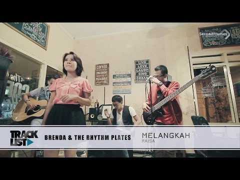 Raisa - Melangkah (Cover by Brenda & The Rhythm Plates)