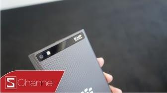 Schannel - Trên tay BlackBerry Leap : Thiết kế cứng cáp, cấu hình tầm trung, giá 6.5 triệu
