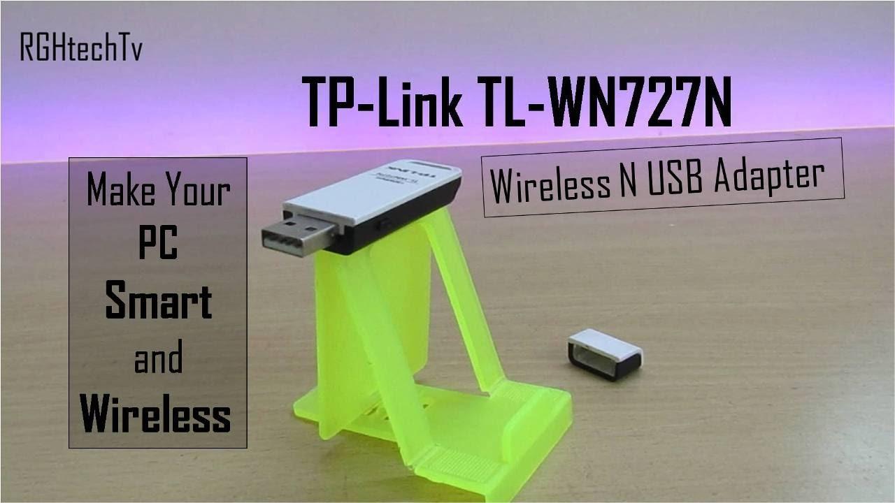 logiciel tp-link tl-wn727n