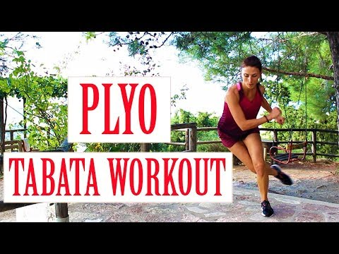 Tabata Plyometrics Workout Plyometric Exercises for Legs