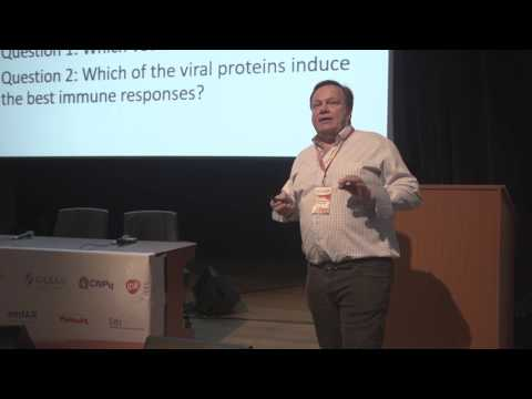 Models to develop novel vaccines against SIV and HIV - David Watkins