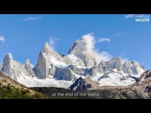 El Chalten, Argentina, Patagonia - Mt Fitzroy, Viedma Glacier, Los Glaciares
