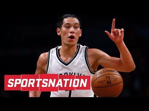 Jeremy Lin Thinks Nets Will Make Playoffs | SportsNation | ESPN