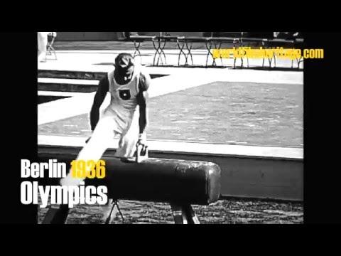 Berlin 1936 - Olympics - Olympia - Gymnastics - Turnen