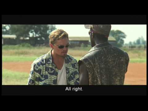 "clip3 ""They want these guns too much"" -Blood Diamond (2006)"