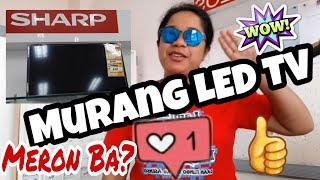 Murang TV / Sharp lc-32le185m