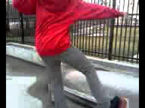 Lupy skating