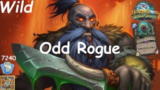 Hearthstone: Odd Rogue Post-Nerf #1: Witchwood (Bosque das Bruxas) - Wild Constructed