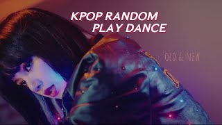 POPULAR KPOP RANDOM PLAY DANCE //MIRRORED + OLD \u0026 NEW