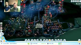 SimCity Cities of Tomorrow Live Broadcast: OmegaCo
