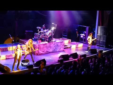 Steel Panther Hair Solo/ 17 Girls in a Row