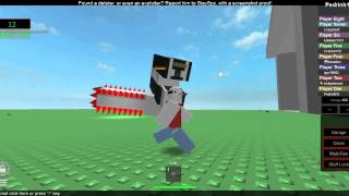 Just an insane video of Roblox! ¬¬