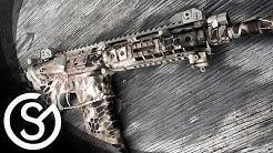 GunSkins AR-15/M4 Rifle Skin DIY Install Tutorial