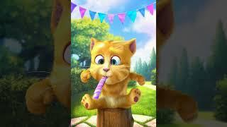 アプリ『おしゃべり猫のトーキング・ジンジャー2』 https://o7n.co/Ginger screenshot 4