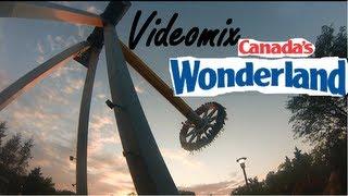 Canada´s Wonderland VideoMix 2013