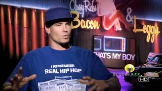 Vanilla Ice gives advice to Justin Bieber and talks about 'That's My Boy'