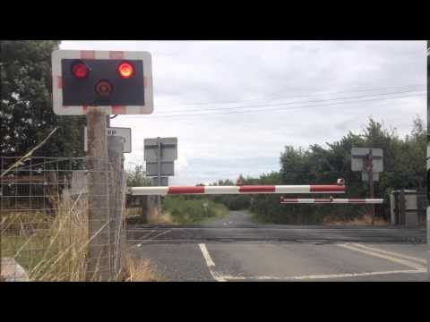 wadbrough pirton sideings level crossing