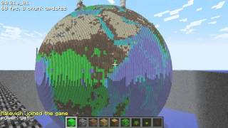 Minecraft - Planet Earth
