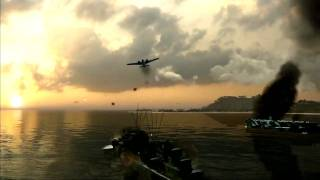 Battle Station Pacific Developer diaries(HD)