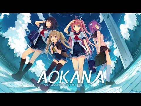 Ao no Kanata no Four Rhythm - Opening [HD]