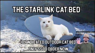 Starlink Satellite Internet - Broadband high speed internet to all areas of the world