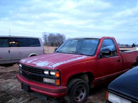 1989 Chevy Sport Truck