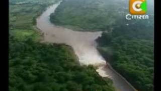 Masinga Dam Closed
