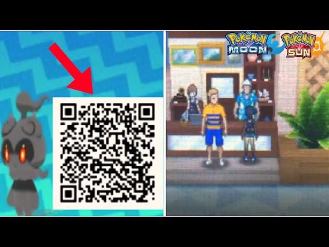 pokemon sun and moon marshadow qr code event pardoy