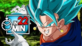 DRAGON BALL SUPER IN 22 MINUTEN [TEIL 2]