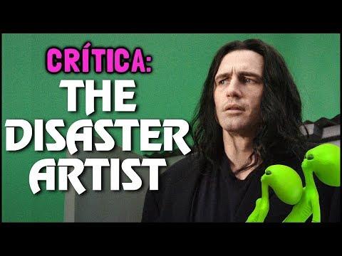 O ARTISTA DO DESASTRE (The Disaster Artist, 2017) - Crítica streaming vf
