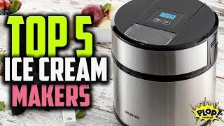 ✅ 5 Best Ice Cream Makers Revi…