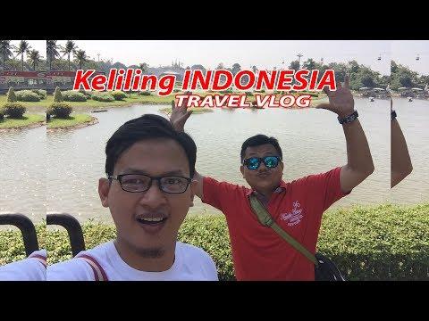 TAMAN MINI INDONESIA INDAH ( TMII ) Jakarta Part1 | Travel Vlog | Gopro Hero 4