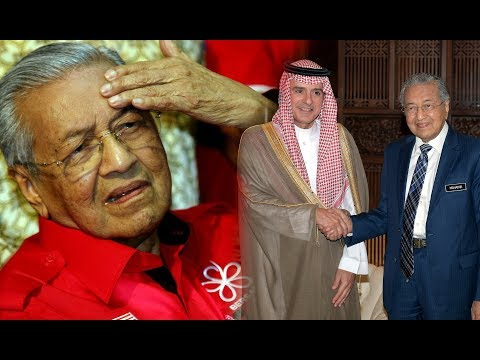 Dr M's conversation with the media over Najib's RM2.6bil 'donation'