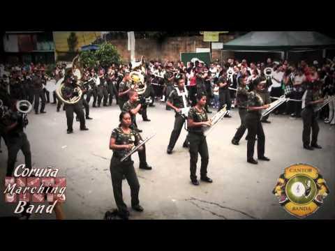 Pedro FCantor Festival de Bandas de Santa Tecla