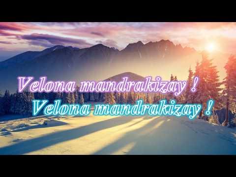 VELONA JESOSY - Fara ANDRIAMAMONJY - Karaoke
