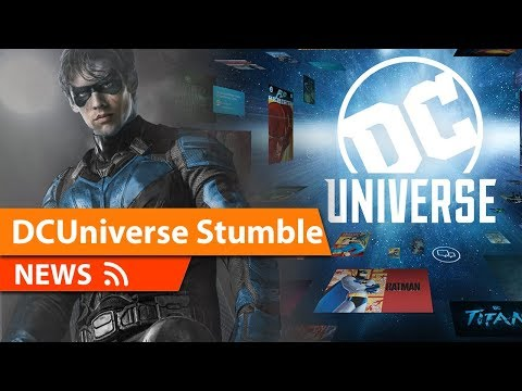 DC Universe Reportedly A Failure & Why This is