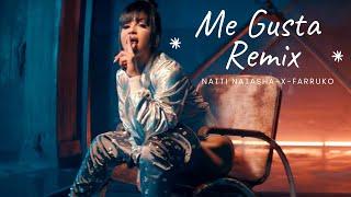 Natti Natasha x Farruko - Me Gusta Remix [Letra/Lyrics] HD