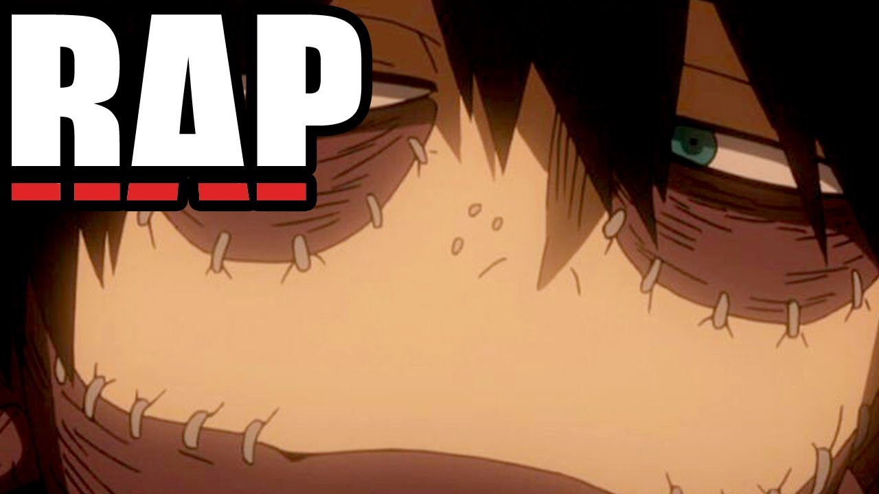 DABI RAP | EDDIE RATH | BLUE FLAME GANGSTER | [my hero academia]