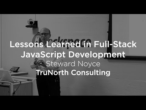 Lessons Learned in Full-Stack JavaScript Development