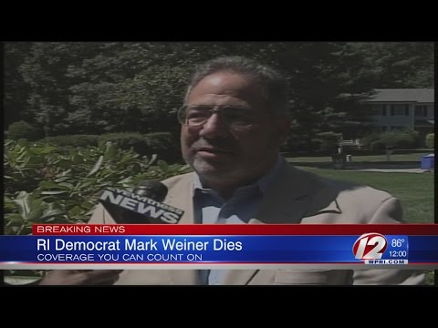 Mark Weiner, influential RI Democrat, dies at 62
