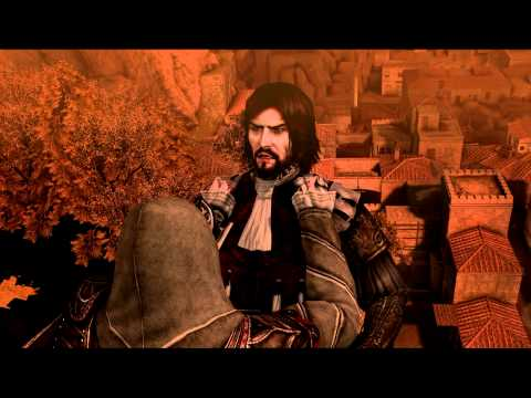 Assassin Creed Brotherhood Cesare Borgia Ending Death Youtube