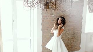 Стилизованная фотосессия утра невесты
