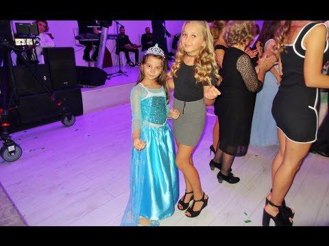 Elsa Kıyafetim ile Düğünde Kuzenimle Birlikte Çok Eğlendik - Eğlenceli Çocuk Videosu