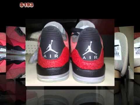 4ae7367d3a2a2f Air Jordan 3 III Doernbecher Retro DB 2013 AJ 3S - YouTube