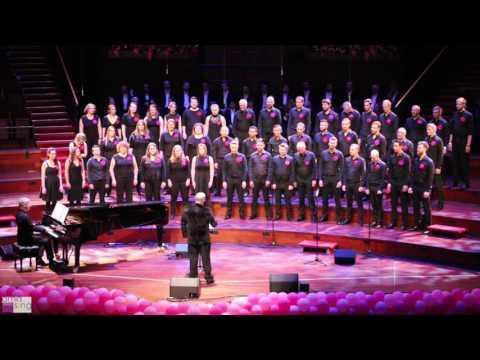 Pink Singers, August 5th 2016 Concertgebouw Amsterdam