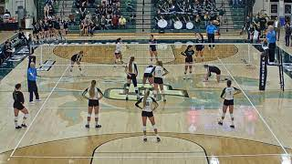Cal Poly vs Hawaii Volleyball 2017