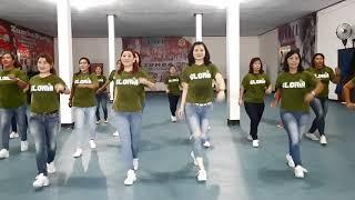NONG MARI NONG/LINE DANCE/GDC MERAUKE PAPUA (INA)