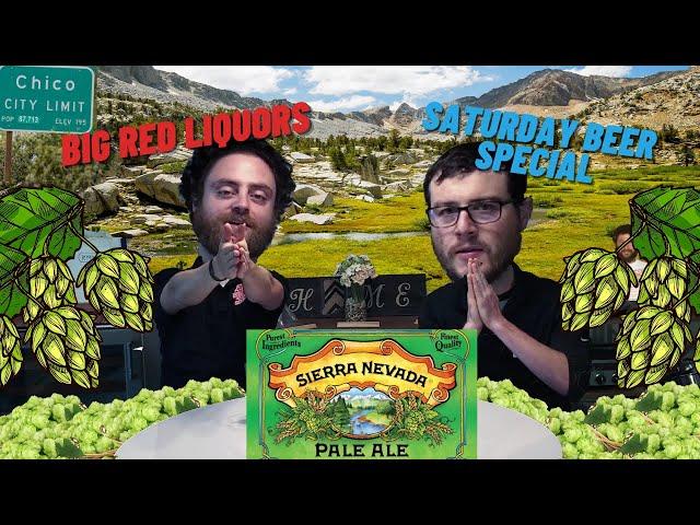 Sierra Nevada Pale Ale Review