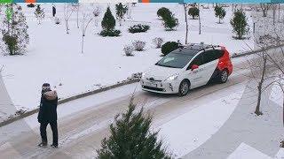 Автономное авто Яндекс Такси. Первые зимние испытания (Robotics.ua)
